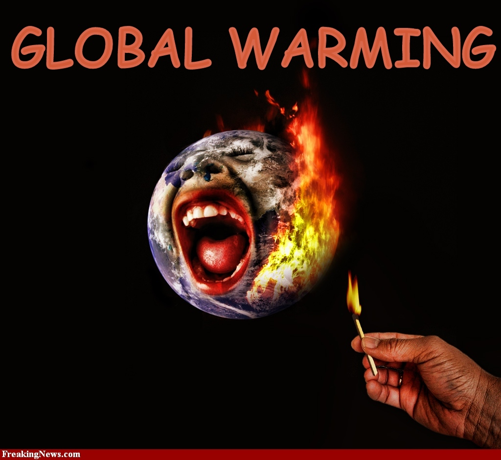 The issue of global warming and attempts of dealing with it
